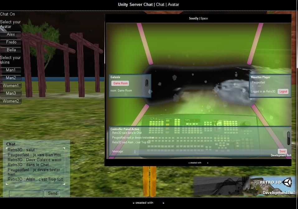 SounDy Space Le Feu et la Glace Server34
