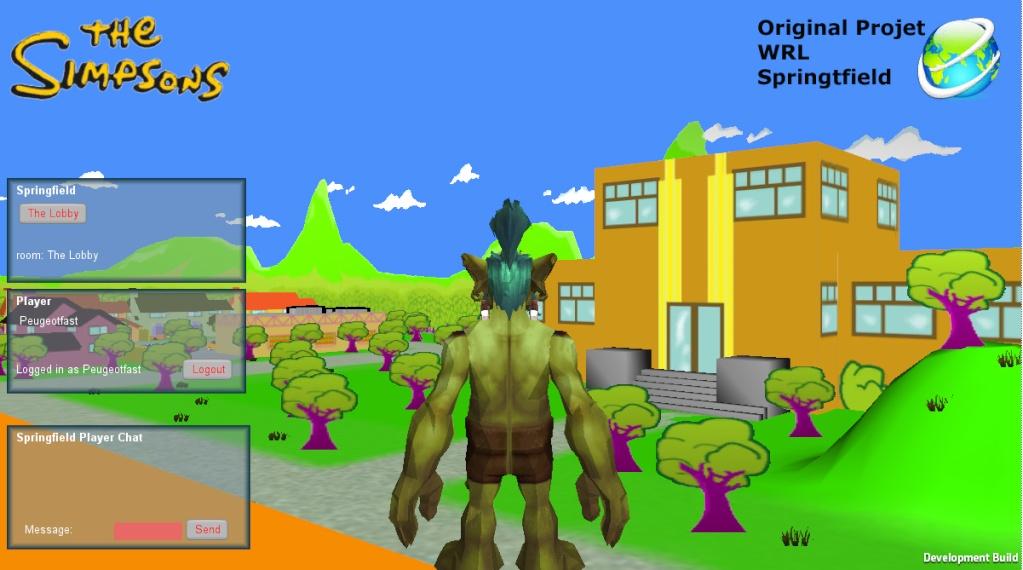 Virtual Simpsons WRL Converted Simp210
