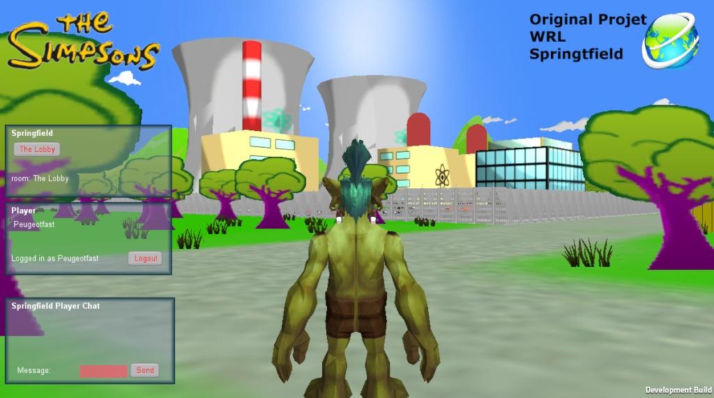 Virtual Simpsons WRL Converted Simp310