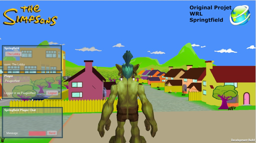 Virtual Simpsons WRL Converted Simp410