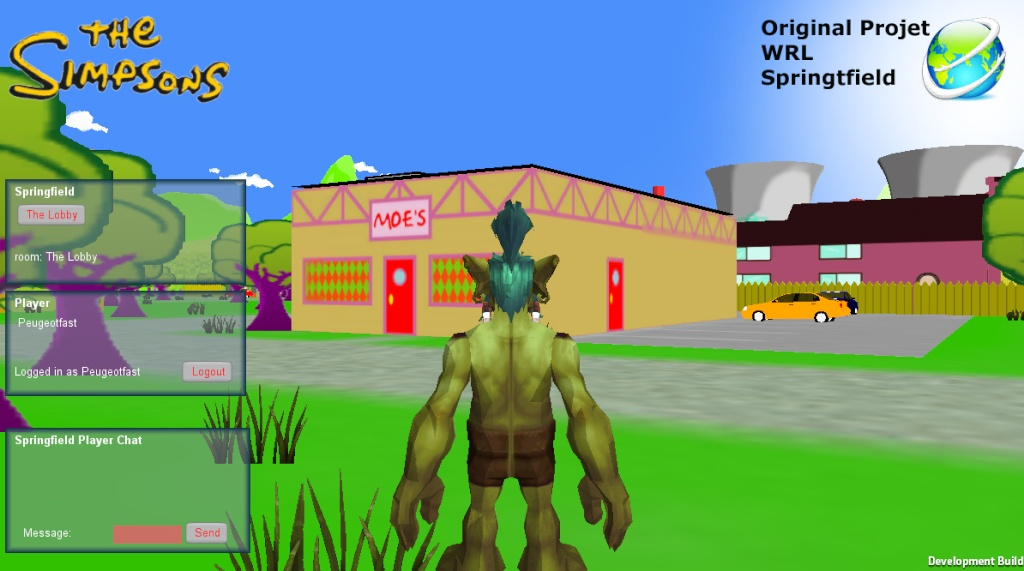 Virtual Simpsons WRL Converted Simp510