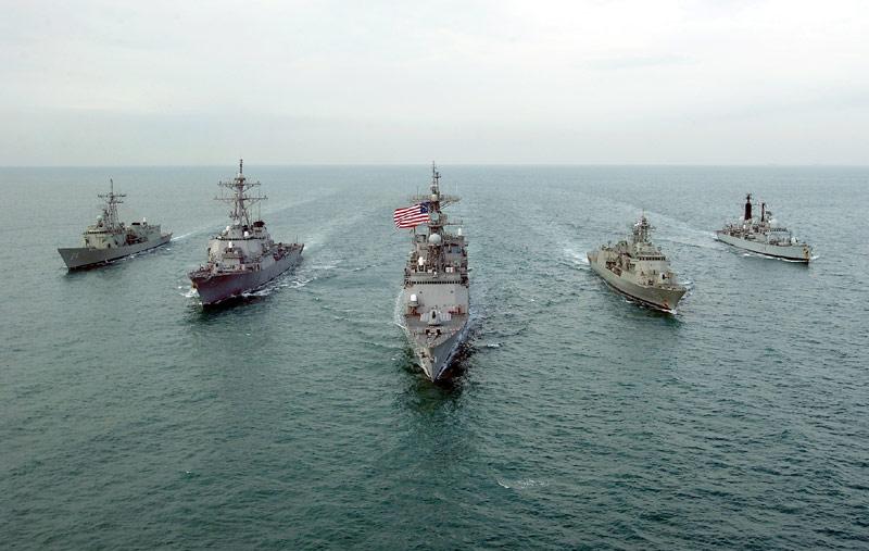 Multinational fleet & exercices 000_mu10