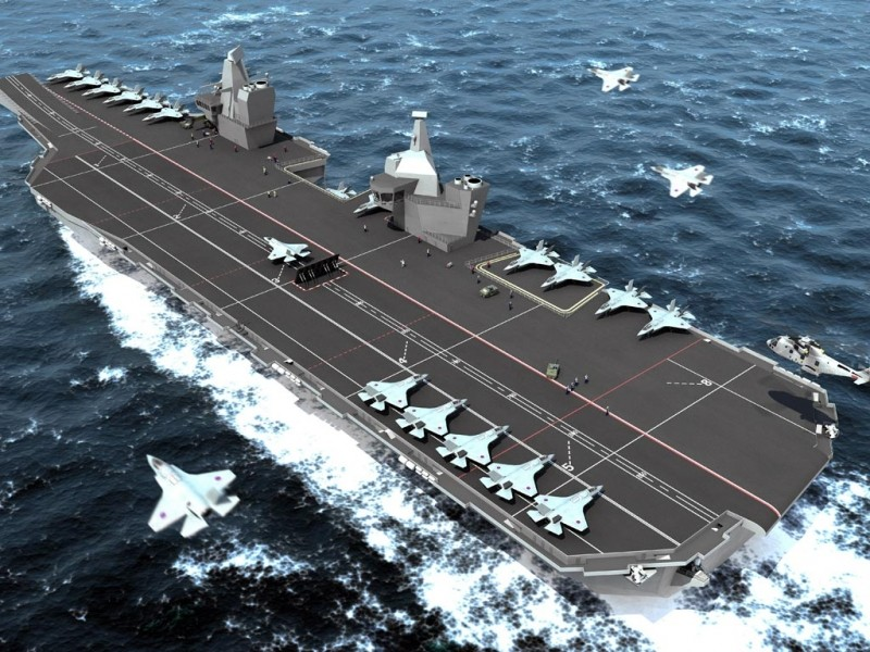 Aircraft Carrier (HMS Queen Elizabeth & HMS Prince of Wales) 00_0_a22