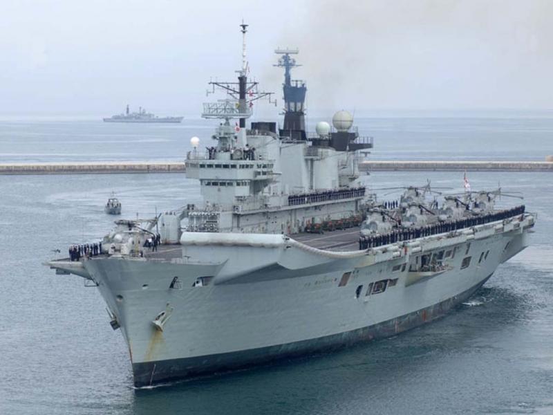 Aircraft Carriers (HMS Ark Royal & HMS Illustrious) 00_0_a26