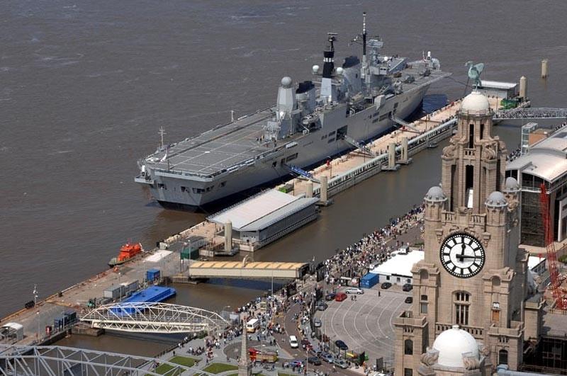 Aircraft Carriers (HMS Ark Royal & HMS Illustrious) 00_0_a34