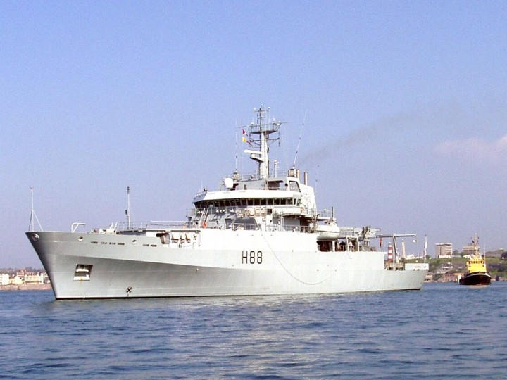 Survey & Hydrographic/Oceanographic Vessels 00_0_h10
