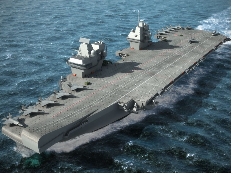 Aircraft Carrier (HMS Queen Elizabeth & HMS Prince of Wales) 00_car10