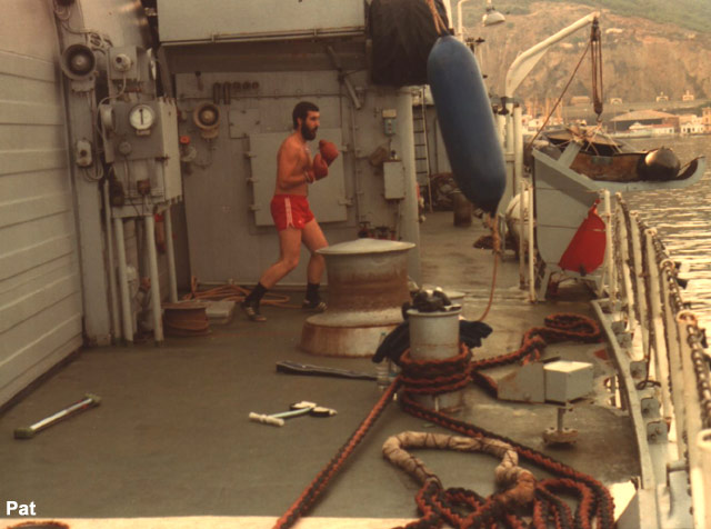 A961 ZINNIA voyage en méditérannée/Mer Rouge 1976 06_ala11