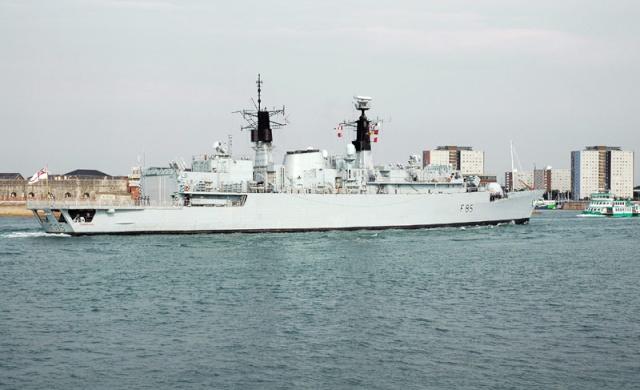 Type 22 Class frigate 11539010