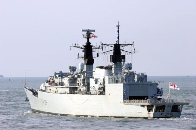 Type 22 Class frigate 11555310