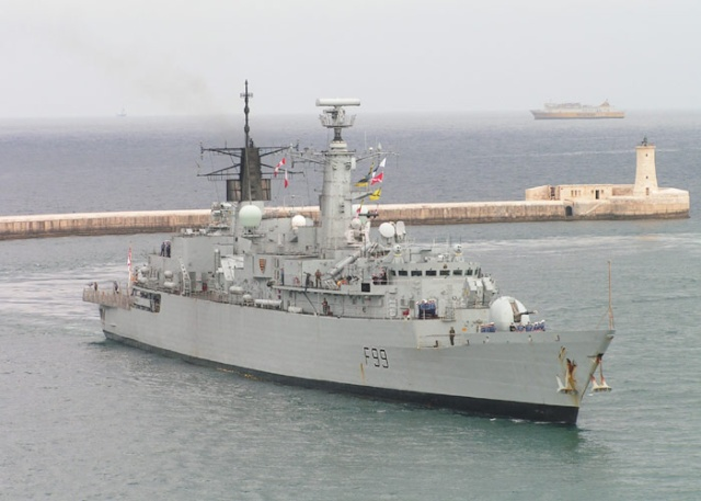 Type 22 Class frigate 11705310