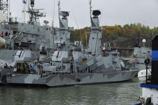Swedish Navy - Maine Suédoise 11813512