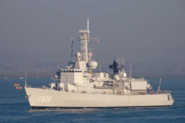 M-klasse fregatten (Karel Doorman M-class frigates) 12409610