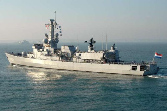 M-klasse fregatten (Karel Doorman M-class frigates) 12409710