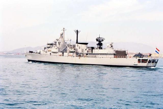 Standaardfregatten (Kortenaer class frigates) 16990910