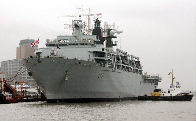 Assault Ships - Landing Platform Dock Ships (LPD's) 20080313
