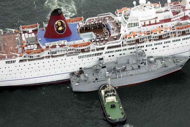 Latvian navy - Marine de Lettonie 20080520
