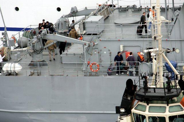 Latvian navy - Marine de Lettonie 20080522