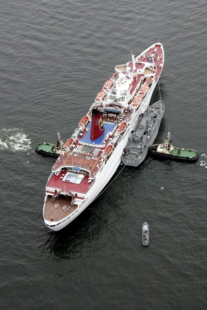 Latvian navy - Marine de Lettonie 20080523