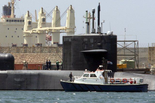 Submarines (SSN - SSBN - SSGN) 20080524