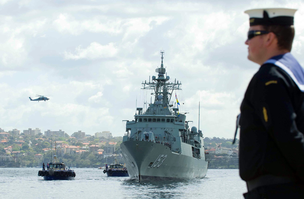 Australian Navy - Marine Australienne - Page 2 20080912
