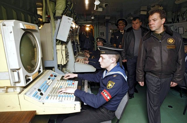 Russian Navy - Marine Russe - Page 3 20081012