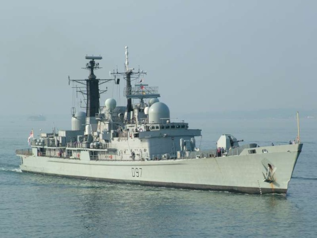 Type 42 Class destroyer 26258110