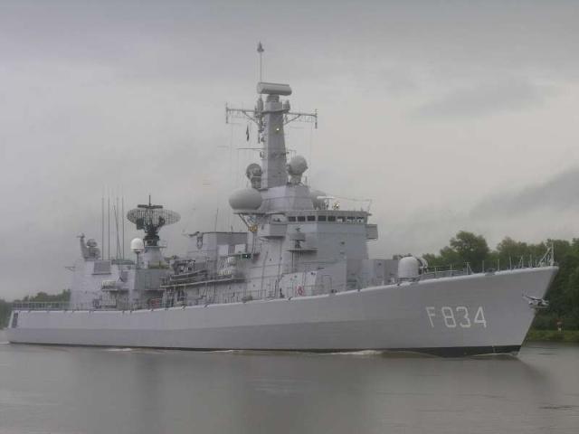 M-klasse fregatten (Karel Doorman M-class frigates) 29198610