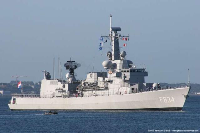 M-klasse fregatten (Karel Doorman M-class frigates) 29507310