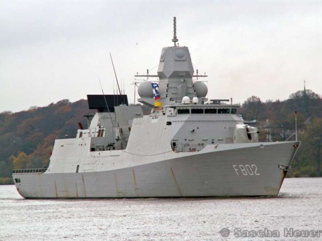 De Zeven Provinciën air defense and command class frigates 31641210