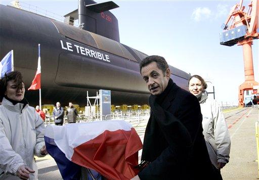 SNLE : Sous-Marin Nucléaire Lanceur d'Engins 33713610