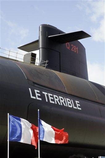 SNLE : Sous-Marin Nucléaire Lanceur d'Engins 33713710