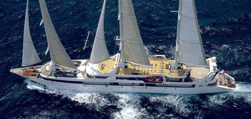 Un voilier français capturé par des pirates somaliens 33747410
