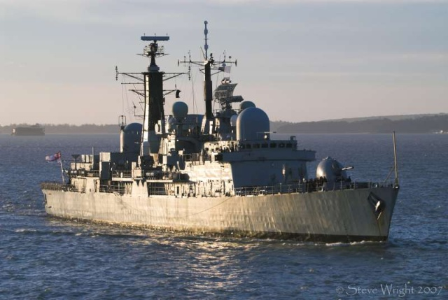 Type 42 Class destroyer 34205010