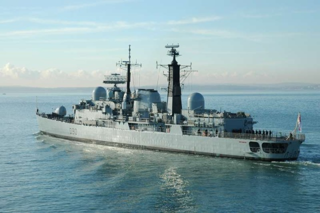 Type 42 Class destroyer 3507810