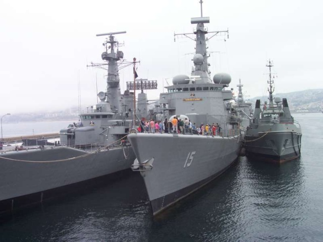 Chilean Navy - Marine du Chili 35293710