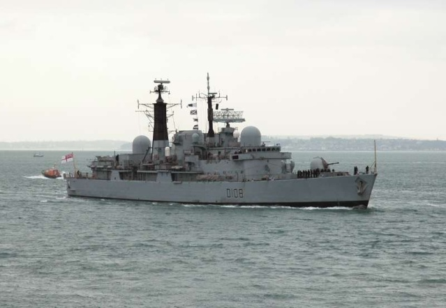 Type 42 Class destroyer - Page 2 3613310