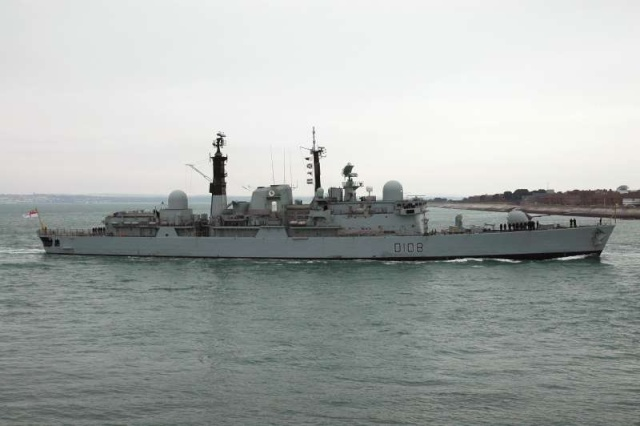 Type 42 Class destroyer - Page 2 3613610
