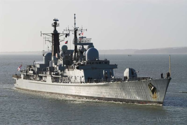 Type 42 Class destroyer 37199510