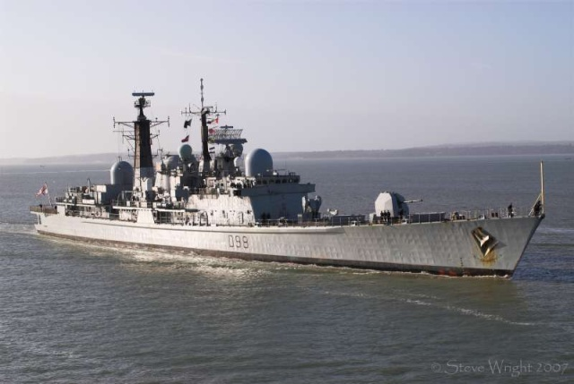 Type 42 Class destroyer 37199710