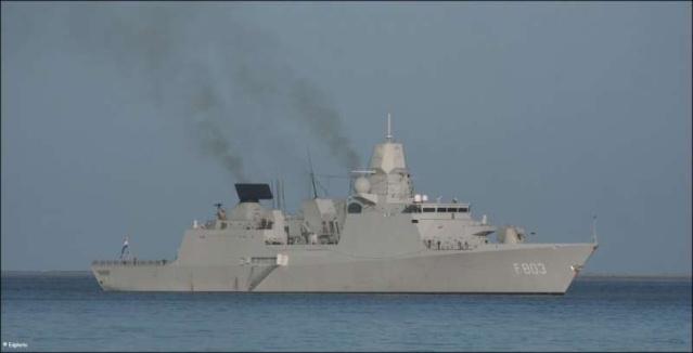 De Zeven Provinciën air defense and command class frigates - Page 2 37563810