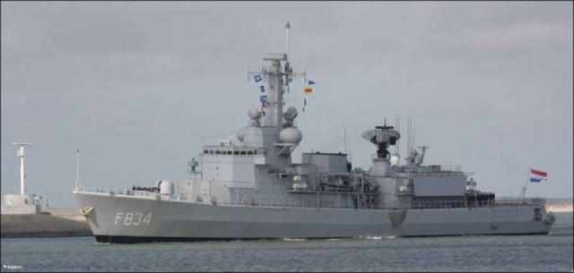 M-klasse fregatten (Karel Doorman M-class frigates) 37569310