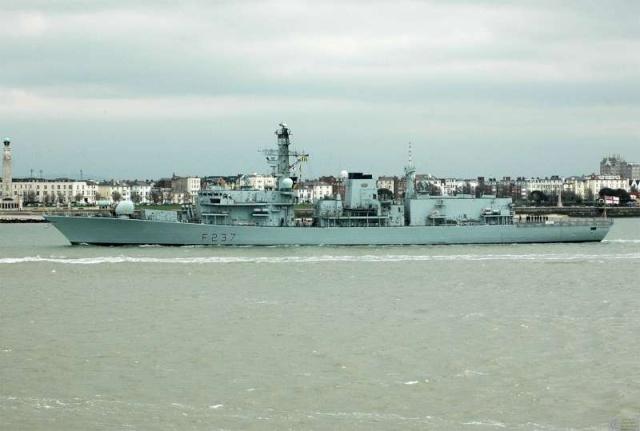 Type 23 Class frigate 37965110