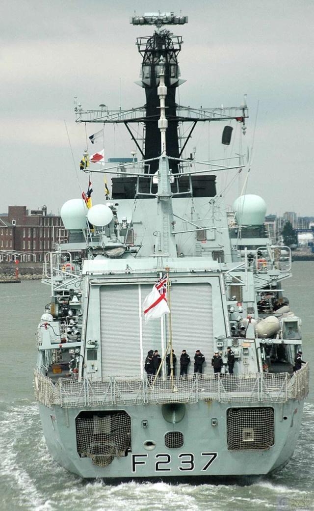 Type 23 Class frigate 37965610