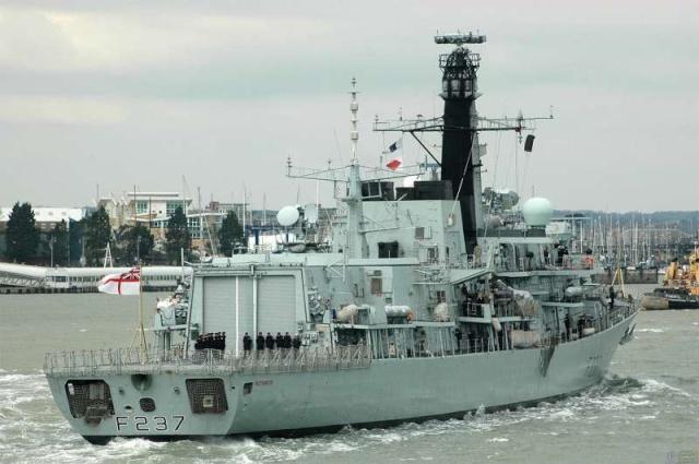 Type 23 Class frigate 37965910