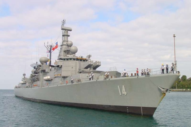 Chilean Navy - Marine du Chili 40514210
