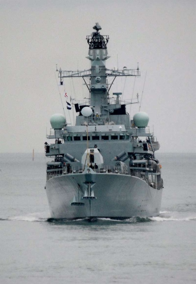 Type 23 Class frigate 41033010