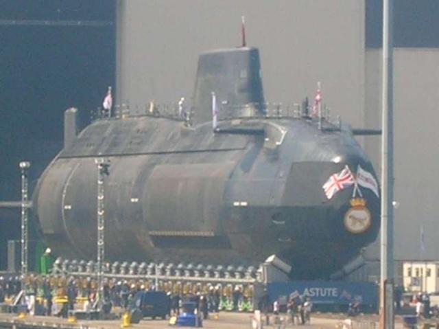 Trafalgar & Astute Class Submarine (SSN Fleet Submarines) 43093410