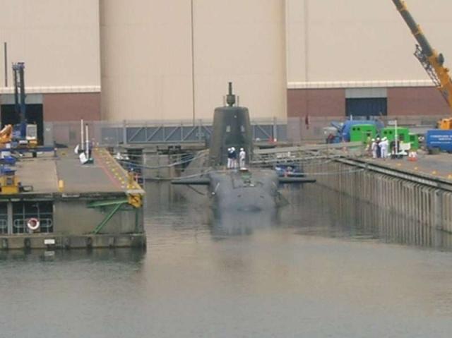 Trafalgar & Astute Class Submarine (SSN Fleet Submarines) 43617510