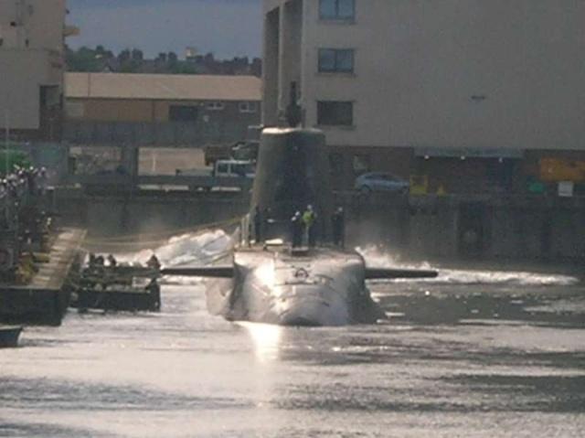 Trafalgar & Astute Class Submarine (SSN Fleet Submarines) 43651710